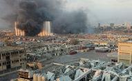 Взрыв прогремел в Бейруте