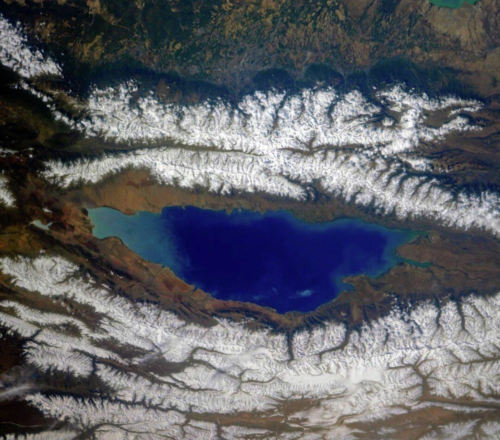Ыстықкөл – Қырғызстанның інжу-маржаны