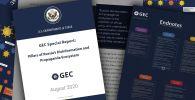 В Москве ответили на доклад Госдепа США о российской пропаганде