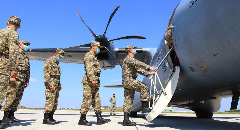 Военные медики из Казахстана вылетели в Ливан для оказания помощи пострадавшим