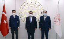 Казахстан и Турция обсудили вопросы возобновления авиасообщения