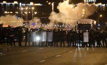 Силовики на улицах Минска