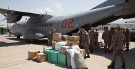 Казахстанские военные медики прибыли в Ливан
