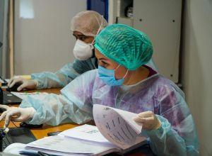 Медициналық қызметшілер