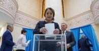 Голосование, архивное фото