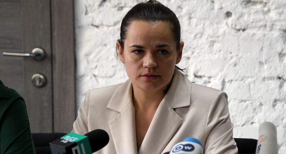 Кандидат в президенты Беларуси Светлана Тихановская