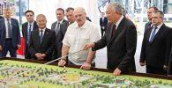 Александр Лукашенко и Данияр Усенов