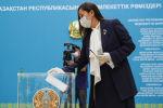 Выборы в сенат проходят в Казахстане