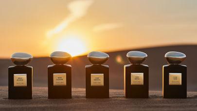 Арабская ночь, волшебный Восток: чем примечателен новый ориентальный аромат Armani Privé