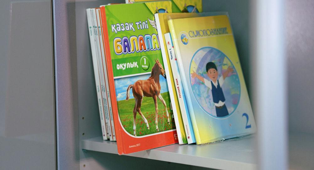 Учебники, иллюстративное фото