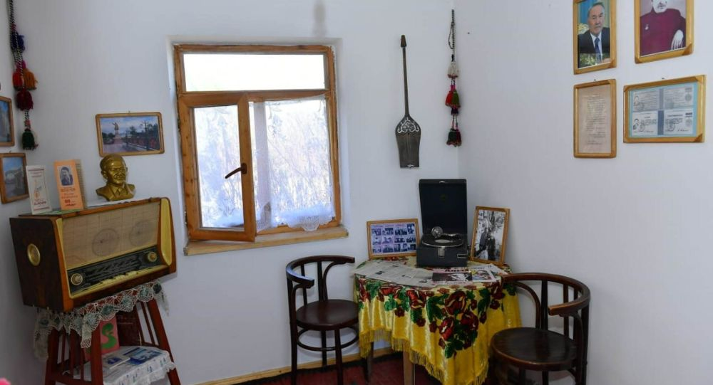 Шәмші Қалдаяқовқа музей ашылды