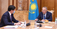 Нұрсұлтан Назарбаев, Бауыржан Байбек