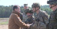 Эскалация напряженности у западных границ России. Зачем США направляют военных в Польшу?