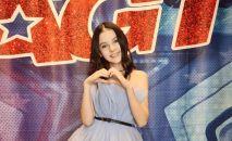 Данэлия Тулешова прошла в полуфинал America's Got Talent