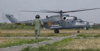 Подготовка молодых военных летчиков