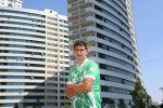 Защитник сборной Казахстана Марат Быстров