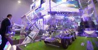 Экспозиция Казахстана на выставке Армия-2020