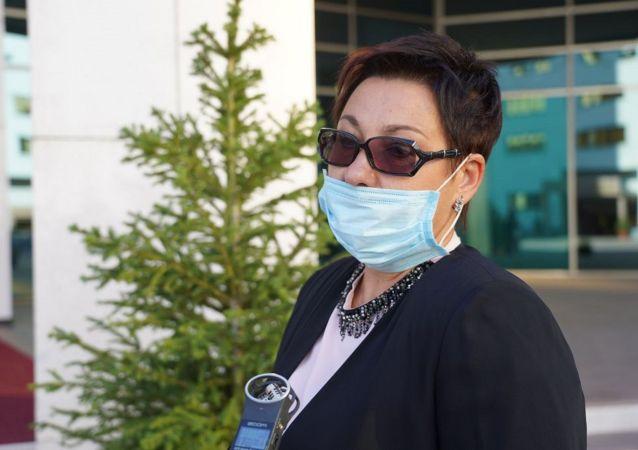 Депутат Ольга Шишигина