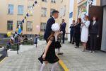Торжественная линейка в школе Байконыра