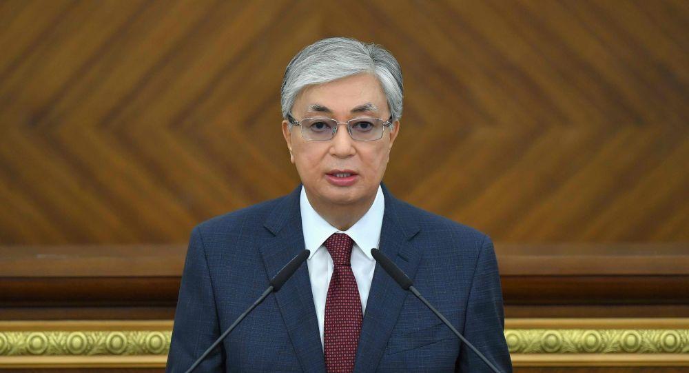 Президент Касым-Жомарт Токаев выступил с ежегодным посланием народу Казахстана