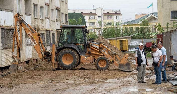 По двум жилым домам уже ведутся работы по укреплению