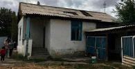 Ветер снес крыши домов