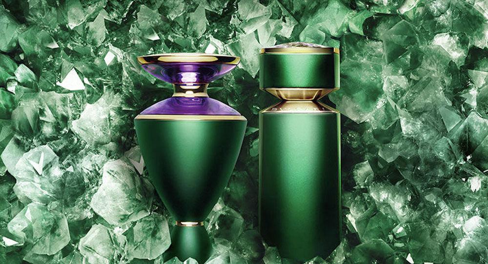 Дом Bvlgari выпустил парфюмерный дуэт, посвящённый самоцветам