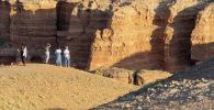 Чарынский каньон - одна из главных природных достопримечательностей