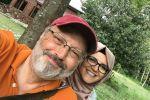 Джамаль Хашукджи с невестой