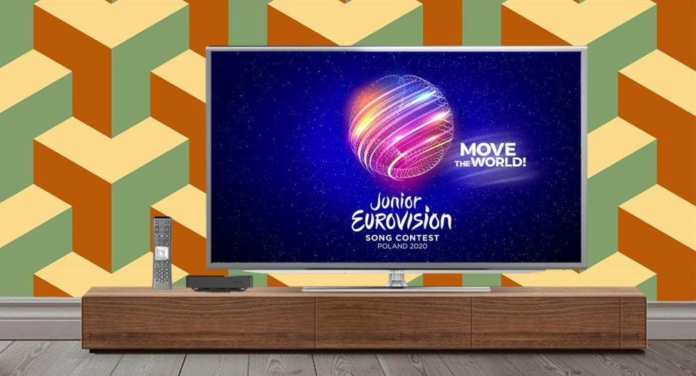 Финал Детского Евровидения пройдет онлайн 29 ноября