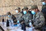 Военные учения прошли в Мангистауской области