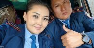 Бүгінде Ерлан Сырлыбаев – полиция майоры, Айдын Абдуллаева – полиция капитаны