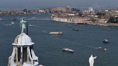 Красоты Венеции сохранятся, даже если уйдут под воду