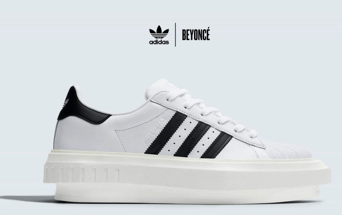 Бейонсе как новый дизайнер Adidas