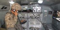 Масштабные учения военных связистов проходят на западе Казахстана