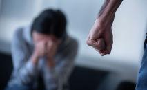 Домашнее насилие, иллюстративное фото
