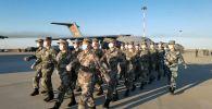 Военные Беларуси и Китая готовятся к учениям Кавказ-2020