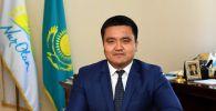 Заместитель акима Алматы Максат Кикимов