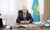 Жанат Элиманов