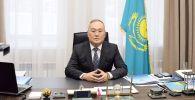 Председатель комитета по финансовому мониторингу министерства финансов Жанат Элиманов