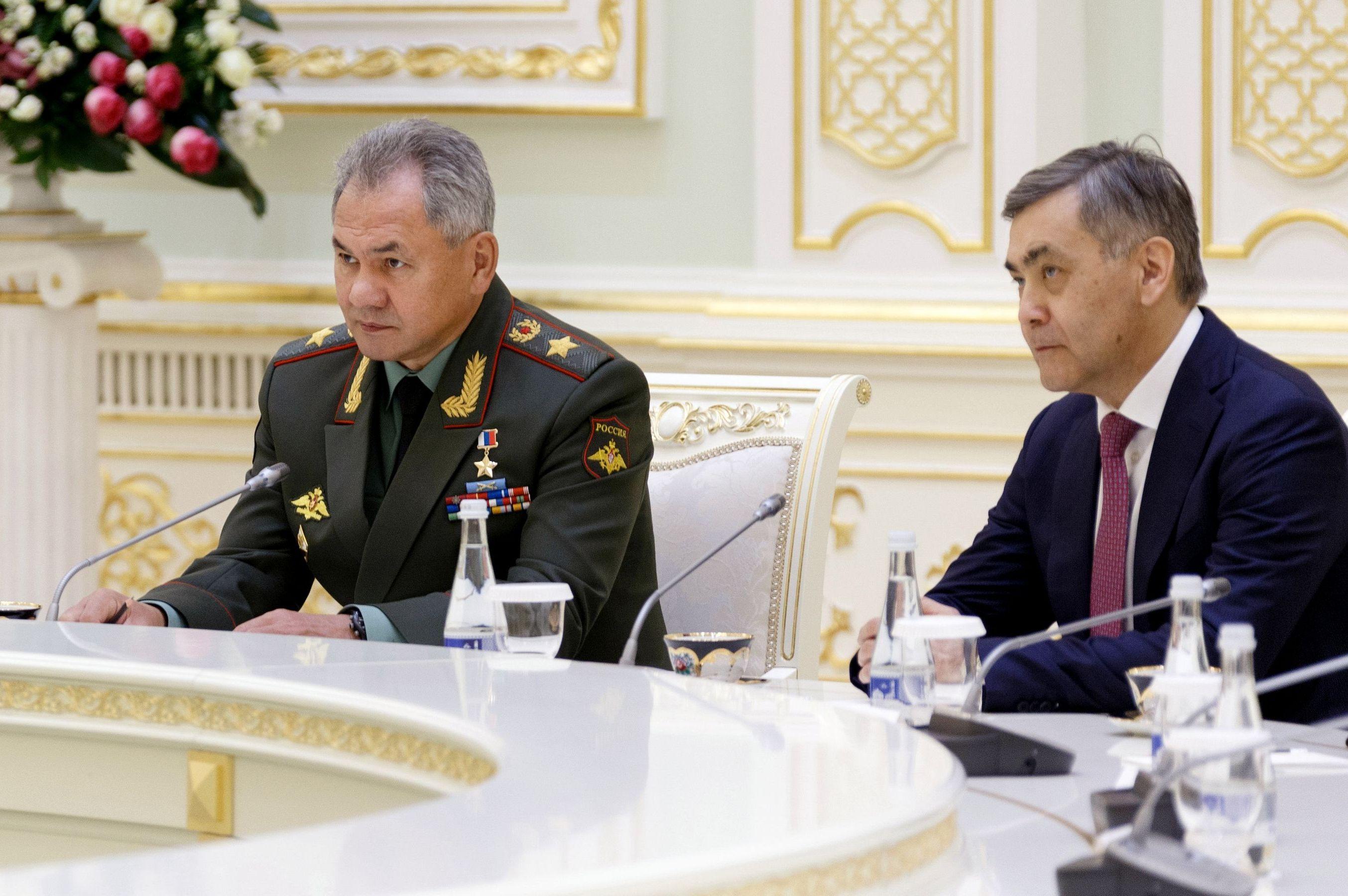 Пресс-служба Минобороны РФ Казахстан и Россия в рамках договора разработают программу стратегического партнерства в военной области на трехлетний период