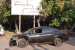 Лишенный прав нетрезвый водитель совершил ДТП по ул. Кабдолова