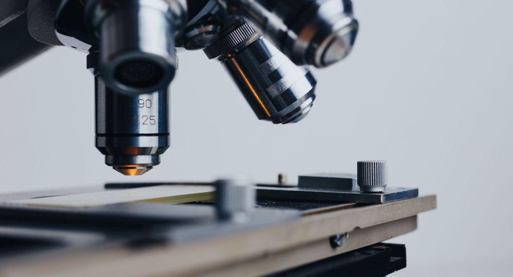 Микроскоп, лаборатория, иллюстративное фото