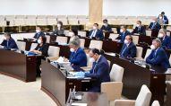 Сенат депутаты