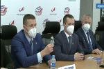 В честь Гагарина: российские космонавты возьмут в экспедицию необычный талисман - видео
