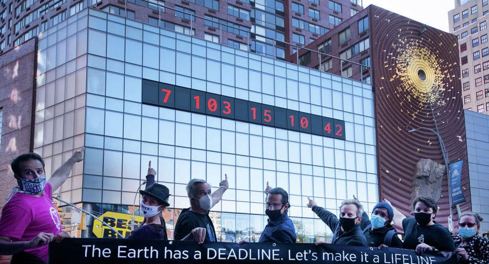 До глобальной катастрофы осталось около 7 лет?