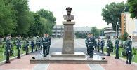Құрлық әскерлерінің әскери институтына армия генералы Сағадат Нұрмағамбетовтің есімі берілді