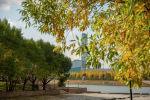 Осенний день в Нур-Султане