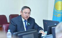 Сенатор Талгат Мусабаев