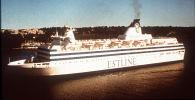 Архивный снимок эстонского парома Эстония, сделанный в Стокгольмском архипелаге (AP Photo 1994)